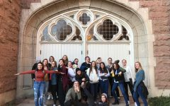 Aria Choir Performs at CU Madrigal Festival