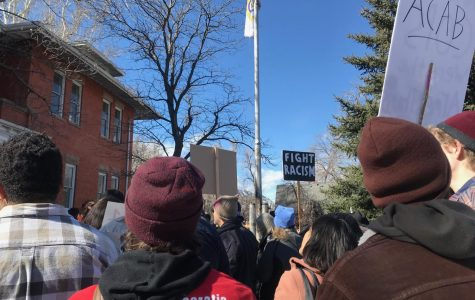 Boulder Citizens Protest Police Action