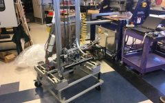 Curiosity Makes a Comeback in BHS Robotics Competition