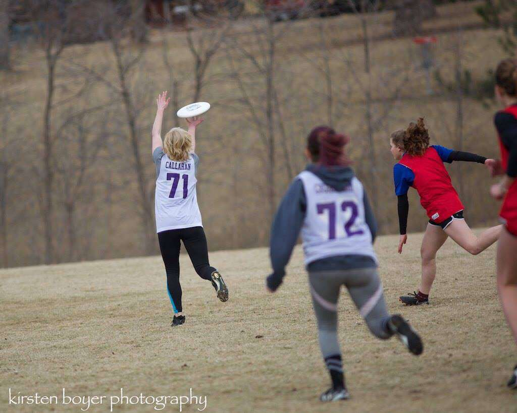 Grace+Callahan+makes+a+spectacular+catch+as+Lilly+Stevens+offers+support