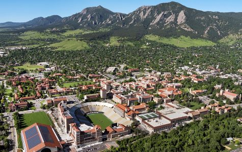 What's Up Around Boulder?