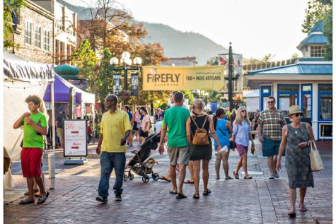 A photo from Fall Fest 2018, courtesy of boulderdowntouwn.com