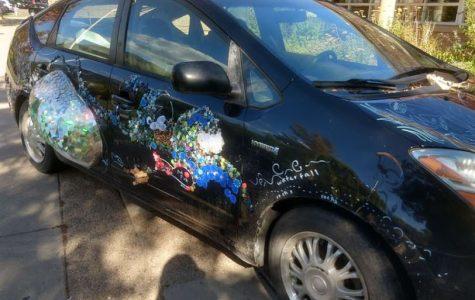 Spotted: Boulder Art Car