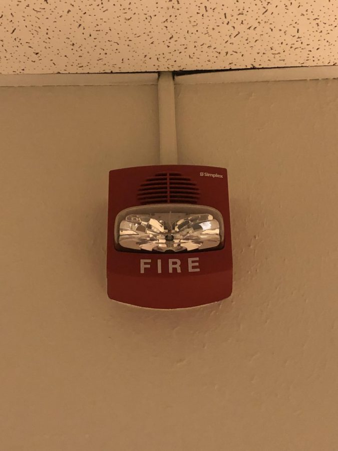 Really…? Boulder High: Fire Alarms