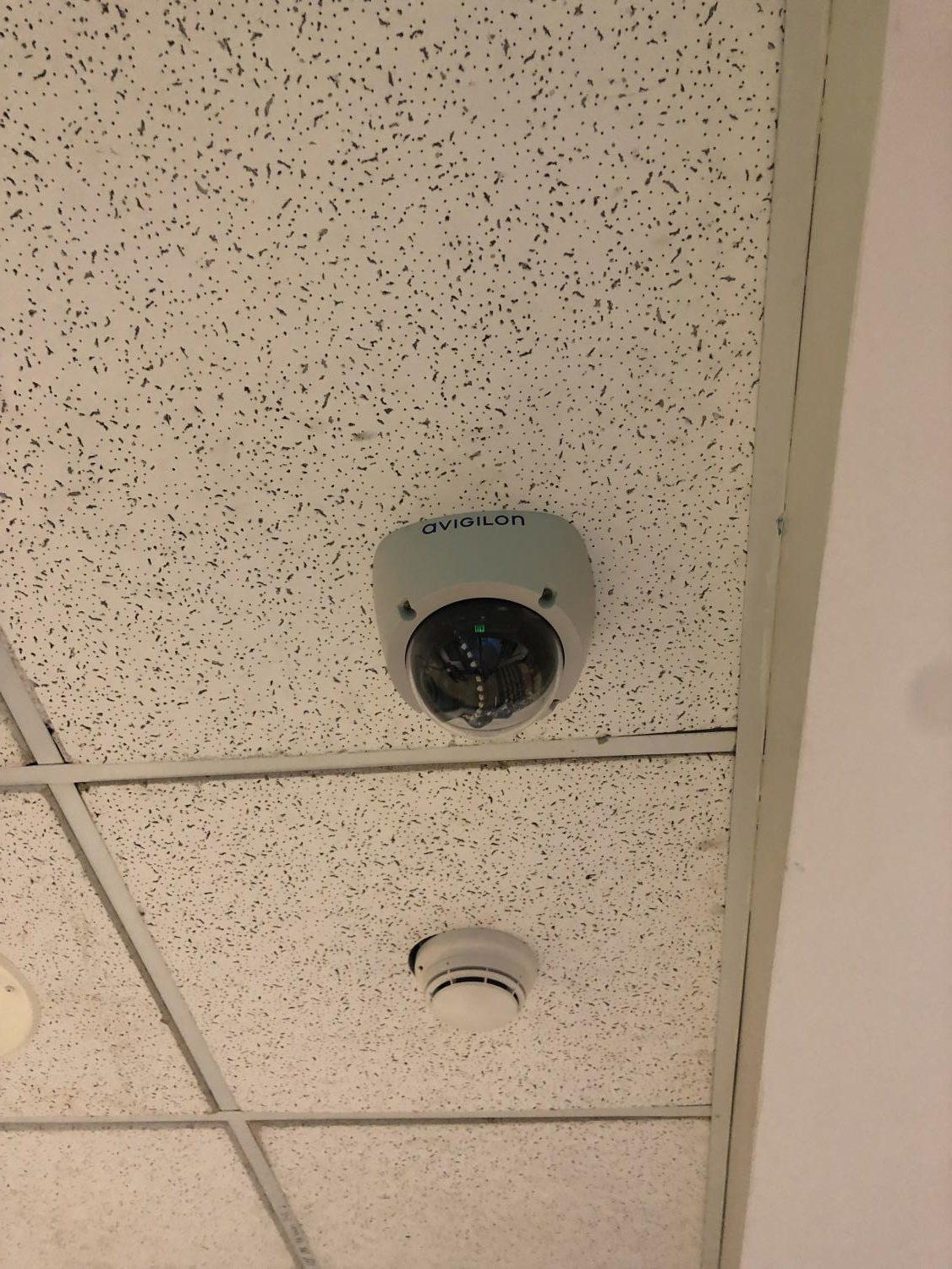 Does Boulder High have an issue with respecting student privacy? Let's dive right in to the discussion with this edition of Really?... Boulder High. Photo of school security camera via Amanda Reader.