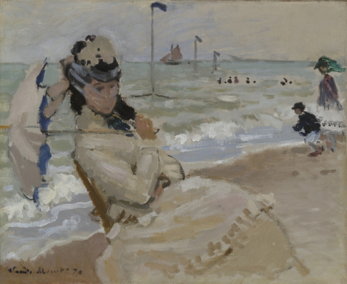 Claude+Monet%3A+%22Camille+on+the+Beach+in+Trouvillet%2C%22+circa+1870%2C+CC0+1.0