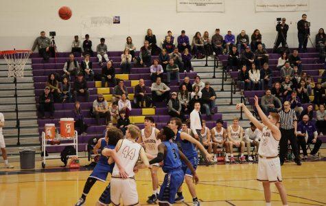 1/18 Boys Varsity Basketball vs Highlands Ranch