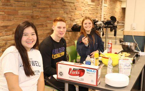 Student Council Pancake Breakfast Recap