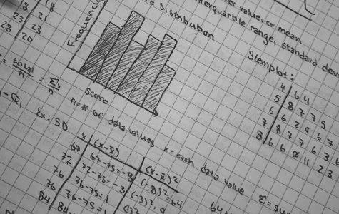 Statistics notes taken by Lauren Caravalho.