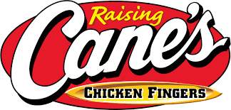 The logo of the chicken establishment in question: Cane's. Via wikimedia commons.