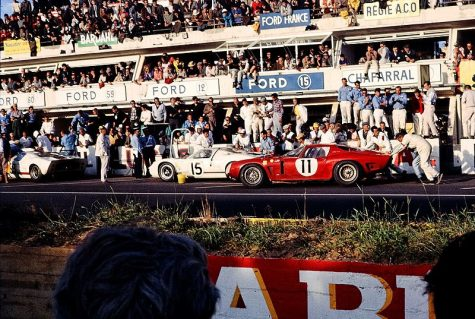 1966 24 Hours of Le Mans