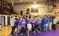 Wrestling Team Wrecks Fairview