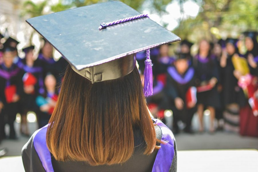 For most high school students, the path to graduation seems clear: eight semesters, four years of English, and you're done. But some students take a different route to the good old purple cap and gown. Graduating early may seem daunting, but two former Boulder High students say the reality is anything but.