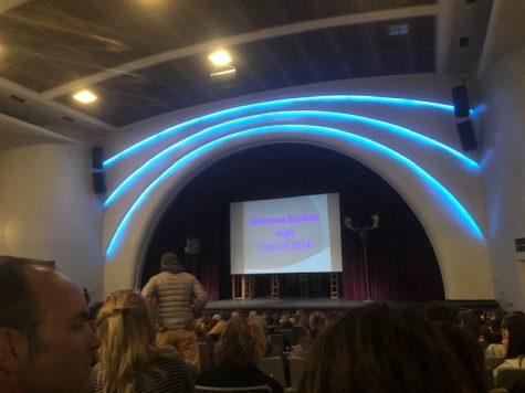 Gathered in Boulder High