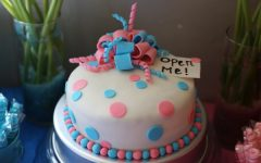 Jenna Karvunidis' original gender reveal cake was the first spark of the hottest new trend.