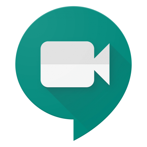 Google meet icon. BVSD Uses google meet for all of its online classes. Photo Via Wiki Commons