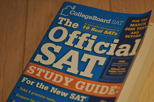 More time studying might be a bigger advantage than taking the SAT multiple times.