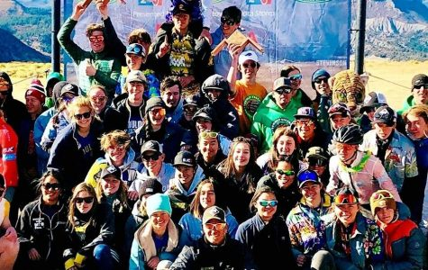 Boulder High collected its eighth state championship title in Durango in October 2019. Via Boulder High School Mountain Bike Team Facebook