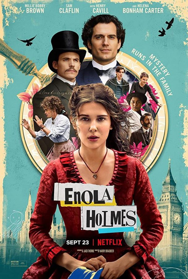 Enola Holmes takes the audience through a captivating adventure, searching for her mother while finding new friends and other mysteries to be solved along the way.