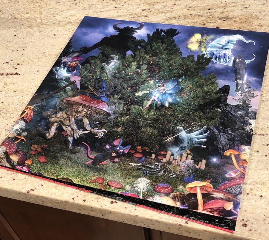 100 gecs' collaborative album titled 1000 Gecs and the Tree of Clues.