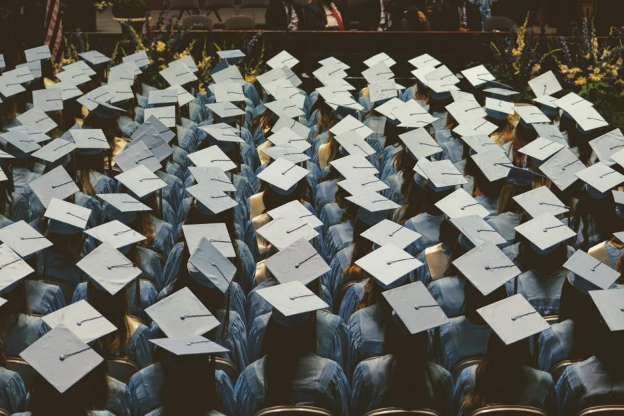 The National Merit Scholarship Competition contributes over $35 million in scholarships and national recognition to 7,600 graduating seniors each year. Image via Unsplash