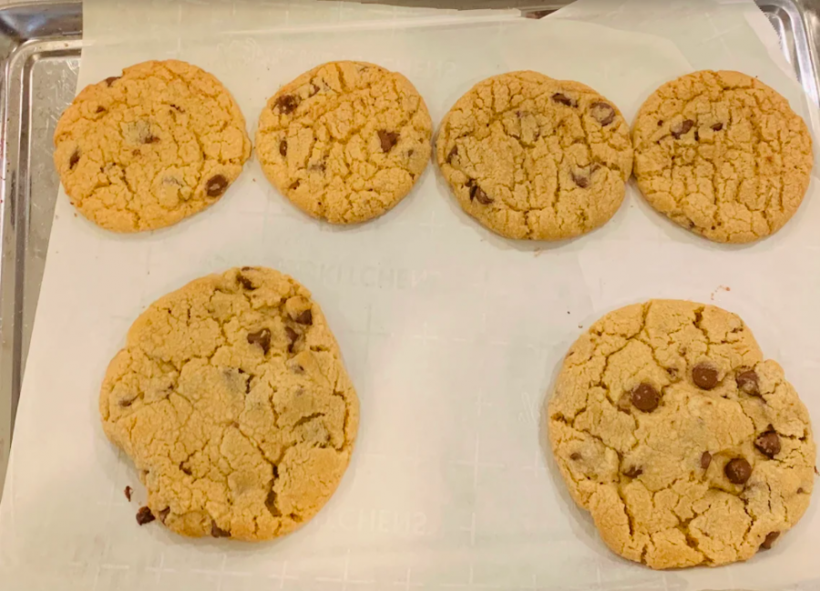 While theyre not the best cookies out there, Nestles recipe makes up for it by being quick to prepare.