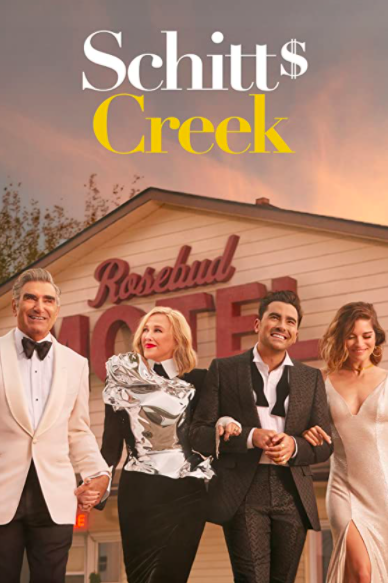 After five years of being on air, Schitt's Creek received a record breaking nine Emmys at the 2020 Emmy Awards.