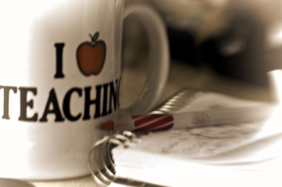 Most teachers teach because they love teaching and helping students.