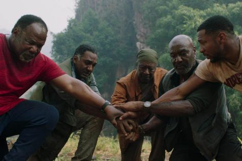 Da 5 Bloods follows five black men and their participation in the Vietnam War. (Netflix)