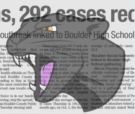 In the midst of another Covid-19 surge, Boulder High has been getting a slacker