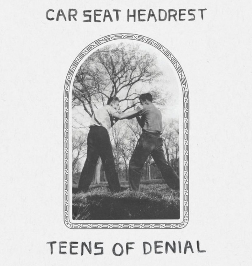 If you are teenager and looking for new music, Teens of Denial is one you need to check out!