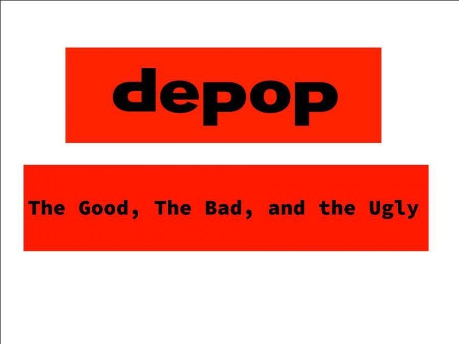 Depop is a dream for flea market lovers, but it has its faults.
