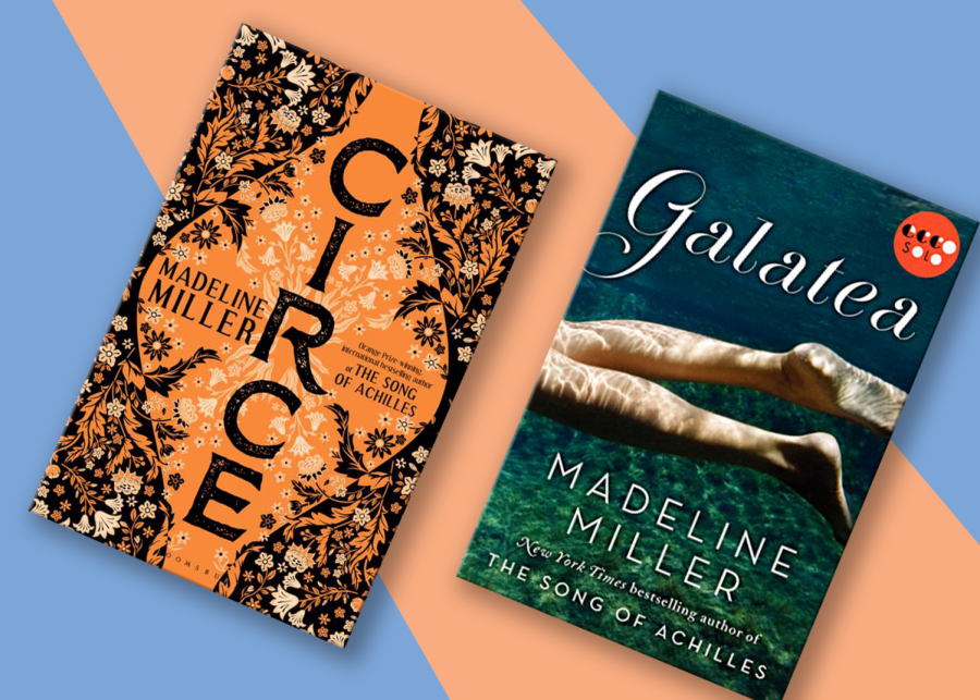 Madeline+Miller+takes+greek+classics+to+a+new+level+in+her+writing.+
