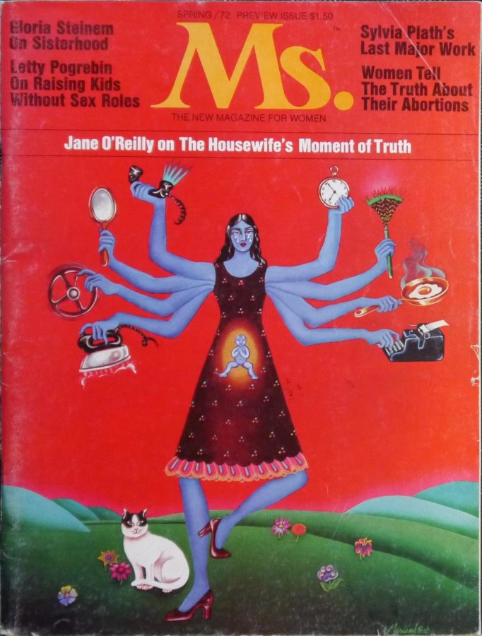 The first edition of Ms. Magazine was predicted to flop, with the film showing a famous male talk show host betting the magazine wouldnt last more than one issue. The critics quickly had to bite their words.