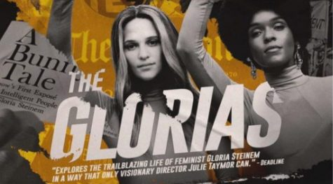 """""""The Glorias"""" focuses not only on Gloria Steinem but also on feminism, the civil rights movement and the fight for women's rights."""