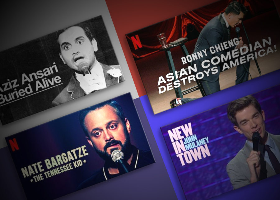 You'll never stop laughing with the 200+ comedy specials available to stream on Netflix.