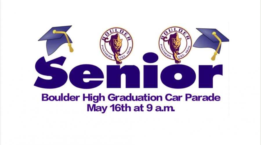 Senior Car Parade: Sunday, May 16 at 9 a.m.