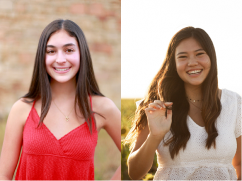 Maya Roberts '21 and Audrey Kaufman '21 lead Boulder High's StuCo to a successful year despite challenges presented by the pandemic.